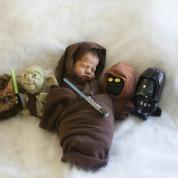 Le buzz du bébé Jedi
