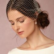 De jolis accessoires pour sublimer la coiffure de la mariée