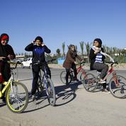 À Gaza, quatre femmes à vélo font souffler un petit vent de liberté
