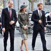La famille royale britannique réunie pour la journée du Commonwealth