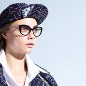 Cara Delevingne renoue avec le mannequinat pour Chanel