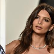 Kim Kardashian et Emily Ratajkowski posent seins nus sur Instagram
