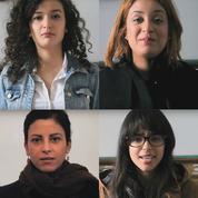 Soixante Tunisiennes face caméra contre le sexisme