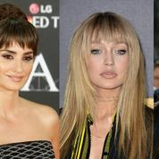 Kate Moss, Gigi Hadid, Penélope Cruz... quand les célébrités cèdent à la frange
