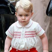 Pour Kate Middleton, le prince George était