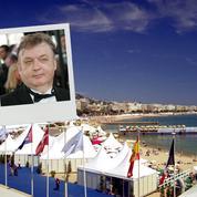 Cannes dans les pas de Dominique Besnehard
