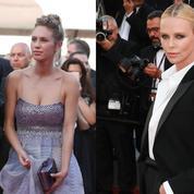 Charlize Theron et Sean Penn, la montée des marches tendue des ex-amants