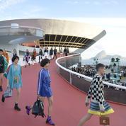 Louis Vuitton à Rio, une escale futuriste
