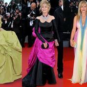 Quand le tapis rouge de Cannes fait flop