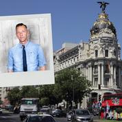 Madrid dans les pas d'Olivier Saillard