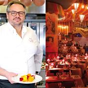 Le Moulin Rouge, French cancan et gastronomie