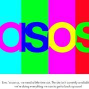 Après le Brexit, le site d'Asos ne répond plus
