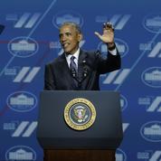 Barack Obama :