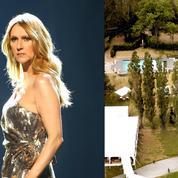 Céline Dion vend son château au Québec à perte