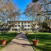 Fontenille, un hôtel qui cultive sa propre nourriture dans le Luberon