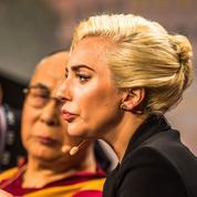Lady Gaga : sa rencontre avec le dalaï-lama provoque l'ire des internautes chinois