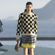 Qui est Tamy Glauser, le top androgyne du défilé Croisière de Louis Vuitton ?