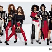 Selena Gomez pose pour sa première campagne Louis Vuitton