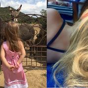 Carla Bruni-Sarkozy dévoile deux nouvelles photos de sa fille Giulia (de dos)