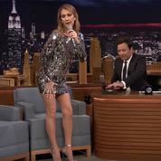 Céline Dion imite Rihanna sur le plateau de Jimmy Fallon