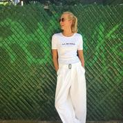 Comment porter le pantalon blanc ?