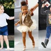 George, Harper, North... Quand les enfants des personnalités héritent de leurs gènes mode