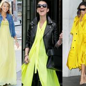 Céline Dion, Blake Lively, Victoria Beckham... Elles ont toutes cédé à l'appel du jaune