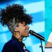 Alicia Keys, Lena Dunham... Les femmes défendent Hillary à la convention nationale démocrate