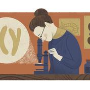 Doodle : Google rend hommage à la généticienne Nettie Stevens