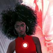 Le nouvel Iron Man est une Iron Girl noire surdouée