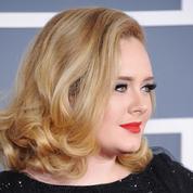 Adele pose (encore) sans maquillage sur Instagram