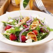 Nos recettes de salades légères à déguster en été