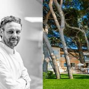 La Vague d'Or, le restaurant trois étoiles familial de Saint-Tropez