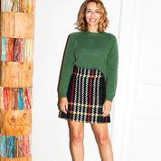 Alexandra Golovanoff : sa tenue de travail préférée