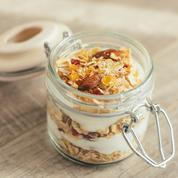 Bircher muesli aux fruits secs