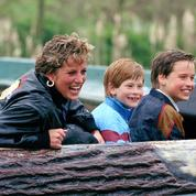Lady Diana : les plus beaux hommages de William et Harry