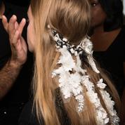 Fashion Week : les coiffures romantiques du défilé Rodarte