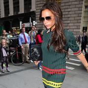 Victoria Beckham : le moment fou où elle traverse Times Square en dansant