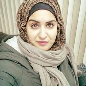 Une musulmane interrogée par le