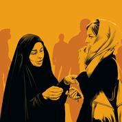 Charlotte/Nour, espionne :