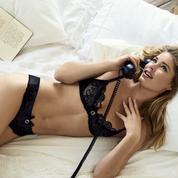 Doutzen Kroes lance sa collection de lingerie avec la marque Hunkemoeller