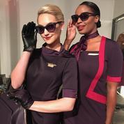 Les hôtesses de l'air de Delta Air Lines seront désormais habillées en Zac Posen