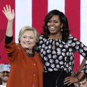 Michelle Obama serait-elle la nouvelle Hillary Clinton ?