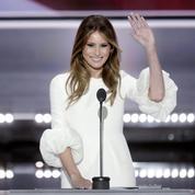 Instagram : un compte recrée les tenues de Melania Trump pour moins cher
