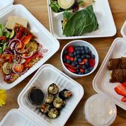 Bureau : que trouve-t-on dans les déjeuners livrés aux Parisiens?