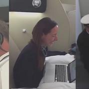 Un pilote fait sa demande en mariage à 11.000 mètres d'altitude
