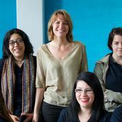 Web@cadémie : une promotion exclusivement féminine pour apprendre à coder