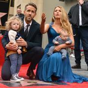 Le prénom du deuxième enfant de Blake Lively et Ryan Reynolds est...