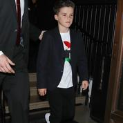 Cruz Beckham, 11 ans, sort son single de Noël