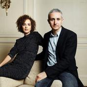 Leïla Slimani et Ivan Jablonka :